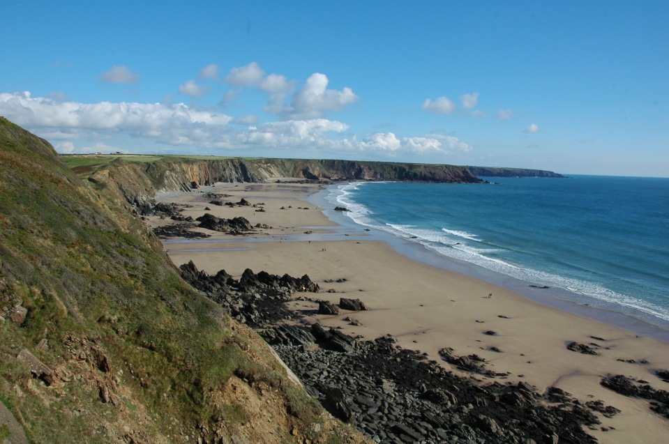 Marloes sands